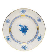 Herend Blue Chinese Bouquet Bread & Butter Plate