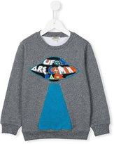 Kenzo UFO's are coming sweatshirt