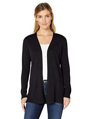 Amazon Essentials Lightweight Open-front Cardigan Sweater (UK 12-14)