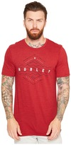Hurley The Liner Tri-Blend Tee Men's T Shirt