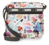 Le Sport Sac Shellie Printed Crossbody Bag