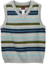 Tea Collection Massimiliano Stripe Sweater Vest (Toddler, Little Boys, & Big Boys)