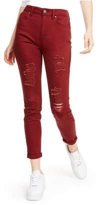 Tinseltown Juniors' Distressed Skinny Jeans