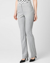 Le Château Viscose Blend Slight Flare Leg Pant