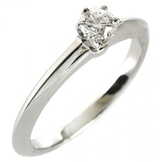 Tiffany & Co. Grey Platinum Rings