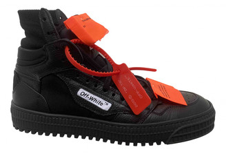 Off-White 3.0 Polo Black Leather Trainers