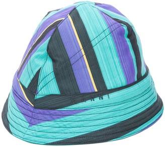 Marni Striped Bucket Hat