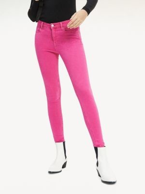 Tommy Hilfiger Nora Medium Rise Skinny Ankle Jeans