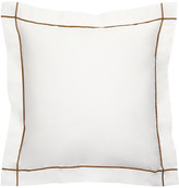 Yves Delorme Athena Caramel Pillowcase - 65x65cm