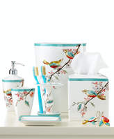 Lenox Simply Fine Bath Accessories, Chirp Trash Can
