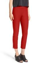 Eileen Fisher Petite Women's Notch Cuff Slim Crop Pants