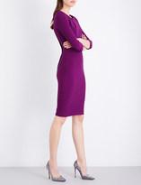 Roland Mouret Ashby stretch-crepe dress
