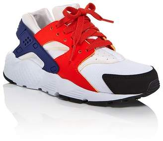 Nike Unisex Huarache Run Lace Up Sneakers - Toddler, Little Kid