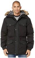Fjallraven Singi Down Jacket (Black) Men's Coat