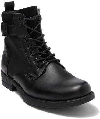 Steve Madden Jankit Lace-Up Boot