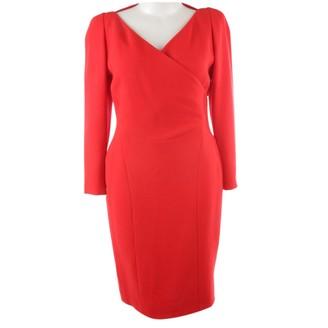 Antonio Berardi Red Wool Dress for Women