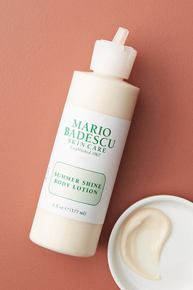 Mario Badescu Summer Shine Body Lotion By in Beige