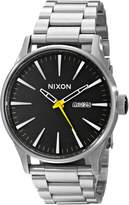 Nixon Men's A3561227 Sentry SS Watch