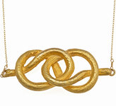 Wendy Mink Intertwined Snake Necklace
