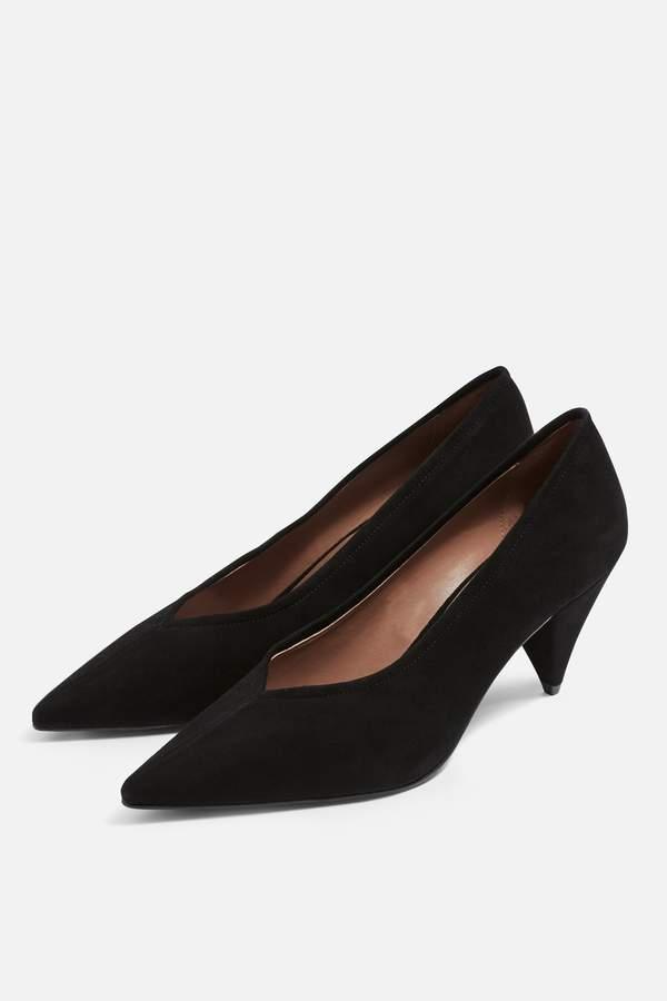 Topshop JERI Court Shoes