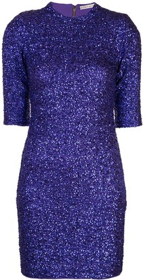 Alice + Olivia Inka mini dress