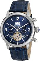Ingersoll Men's IN1826BL Belle Star Analog Display Automatic Self Wind Blue Watch
