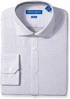 Vince Camuto Men's Slim Fit Neat Dress Shirt