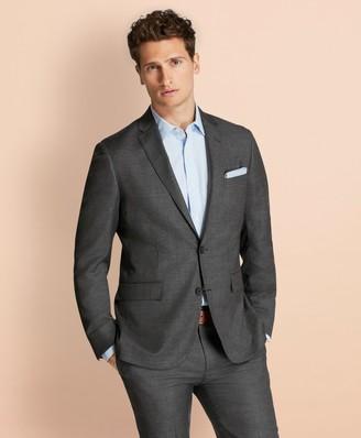 Brooks Brothers Sharkskin Wool Suit Jacket
