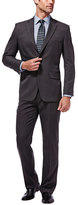 Haggar Men's Tailored-Fit Travel Performance Suit Jacket