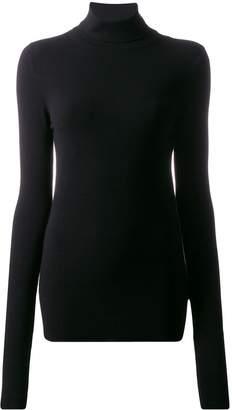 Dondup fitted turtleneck jumper