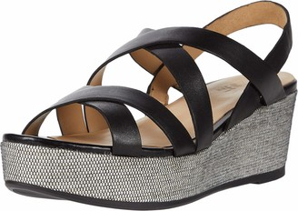 Naturalizer Women's Unique Wedge Sandals