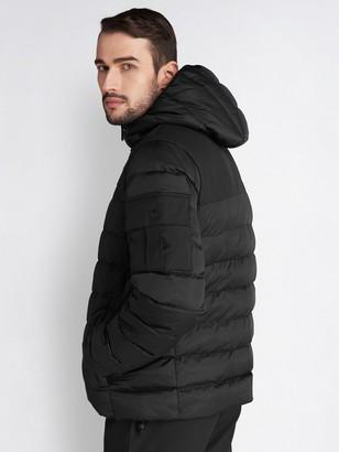 Calvin Klein Golf Lassen Padded Jacket - Black