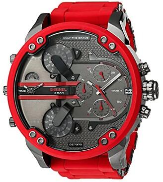 Diesel Mr. Daddy 2.0 - DZ7370 (Grey) Watches