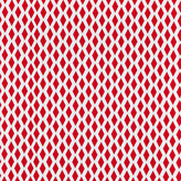 Container Store Treeless Wrap Diamonds Red