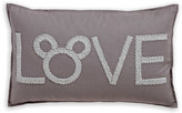 Disney Mickey Mouse Love Pillow by Ethan Allen