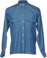 Camo Denim shirts