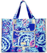 Lilly Pulitzer Sunbathers Foldable Tote