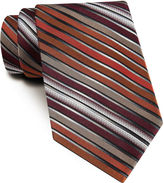 Van Heusen Striped Silk Tie