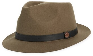 Goorin Bros. Glaser Wool Fedora