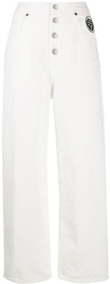 MM6 MAISON MARGIELA wide-leg jeans