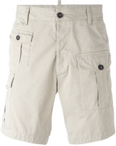 DSQUARED2 cargo shorts - men - Cotton - 50
