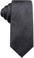 Alfani Men's Abstract Silk Slim Tie, Created for Macy's