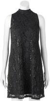 Tiana B Women's Embellished Lace Dress