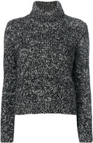 Moncler chunky turtleneck sweater