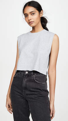 x karla Sleeveless Crop Tee