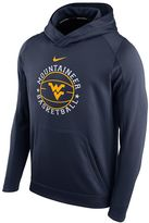 Nike Men's West Virginia Mountaineers Therma-FIT Circuit Hoodie