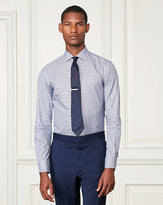 Ralph Lauren Glen Plaid Cotton Dress Shirt