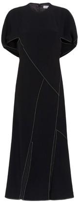 REJINA PYO Contrast Stitch Lucinda Dress