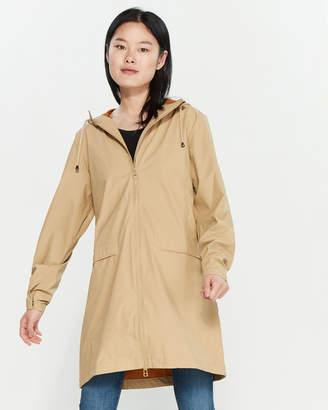 Rains Hooded Slicker Raincoat