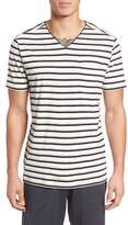 Daniel Buchler Men's Pima Cotton & Modal V-Neck T-Shirt